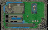 Free Will: Knight of Argent PC-98 Oh no, this enemy is too tough! What's left of my big party??..