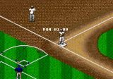 R.B.I. Baseball '94 Genesis Scored a run