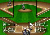 R.B.I. Baseball '94 Genesis Pitching