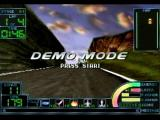 Impact Racing SEGA Saturn Each time Demo Mode selects another car showing you 15sec of each track