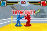 Rock 'Em Sock 'Em Robots Game Boy Advance The time is out...