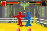 Rock 'Em Sock 'Em Robots Game Boy Advance The red's special attack