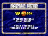 WWF in Your House PlayStation Battle modes