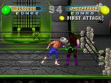 WWF in Your House PlayStation British Bulldog vs. The Undertaker