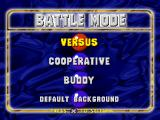 WWF in Your House PlayStation Two-players modes