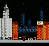 King Kong 2: Ikari no Megaton Punch NES I wonder if that's Konami's headquarters in the background