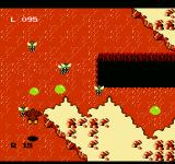 King Kong 2: Ikari no Megaton Punch NES Kong can stomp on enemies to defeat them