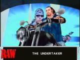 WWF Smackdown! 2: Know Your Role PlayStation The Undertaker entrance