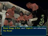 WWF Smackdown! 2: Know Your Role PlayStation Backstage drama