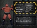WWF War Zone PlayStation The Rock biography