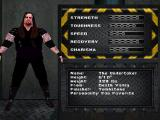 WWF War Zone PlayStation The Undertaker biography
