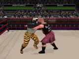 WWF War Zone PlayStation Custom character vs. Mosh
