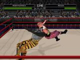 WWF War Zone PlayStation Neck breaker
