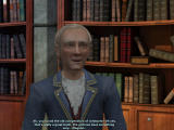 Everlight: Of Magic & Power Windows Jonas is the librarian