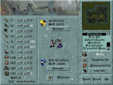 Lords of the Realm II: Siege Pack Windows Siege controls for attacker/defender units types and weapons