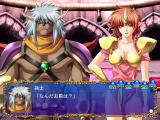 Valis X: Valna - Haha to Musume no Kunō Windows Cham and her warrior buddy appear...