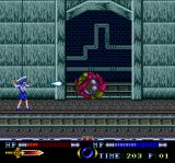 Valis TurboGrafx CD Boss fight. I have no chance...