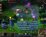 League of Legends Windows We're nearing the enemies base and nexus.