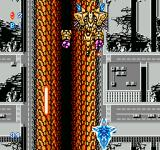 Crisis Force NES A boss
