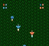 Crisis Force NES A 2 player game