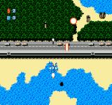Crisis Force NES Another weapon power up
