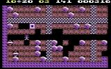 Boulder Dash Commodore 64 Those square things are dangerous...