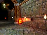 Ian Livingstone's Deathtrap Dungeon PlayStation Fireball