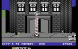 Ghostbusters Commodore 64 Caught a ghost!