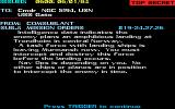 Red Storm Rising Amiga Briefing