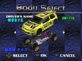 RC de GO! PlayStation Body selection