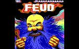Feud DOS title screen
