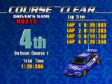 RC de GO! PlayStation Course clear