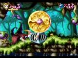 Rayman SEGA Saturn Punch cage to free electoons