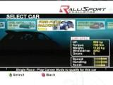 RalliSport Challenge Xbox Some cars are locked until later as well