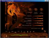 Shivers Two: Harvest of Souls Windows 3.x The options screen