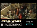 Star Wars: Episode I - The Phantom Menace Windows The arena loading....