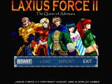 Heroes of Laxius Force II