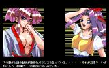 Hayate: The Battle PC-98 Short cut-scene between battles