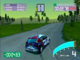 Colin McRae Rally 2.0 PlayStation Chase View