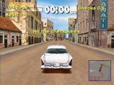 Driver 2 PlayStation Hit the Checkpoints