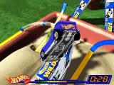 Hot Wheels: Stunt Track Driver Windows Perform stunts during ramp jumps