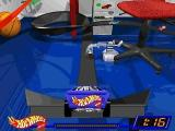 Hot Wheels: Stunt Track Driver Windows Some obstacles come right at you