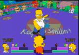 The Simpsons Wrestling PlayStation First Round
