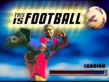 This Is Football PlayStation Loading Screen 2