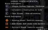 Highway Fighter DOS Everything you need to know.