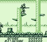 Zen: Intergalactic Ninja  Game Boy Smog area
