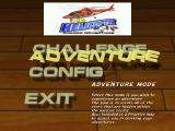 R/C Helicopter: Indoor Flight Simulation Windows Menu