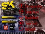 Supercross Kings Windows Menu