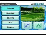 Wii Sports Wii Main Menu 5 Sports, Practice, and Fitness