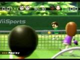 Wii Sports Wii Instant replay after scoring